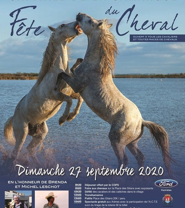 Fête du Cheval 2020